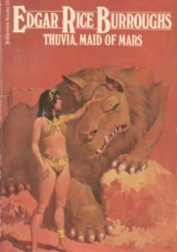 Okładka książki Thuvia, Maid of Mars