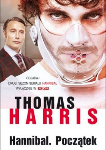 Okładka książki Hannibal. Początek