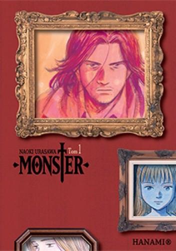 Okładka książki Monster #1