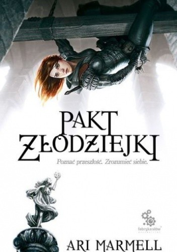 Okładka książki Pakt złodziejki