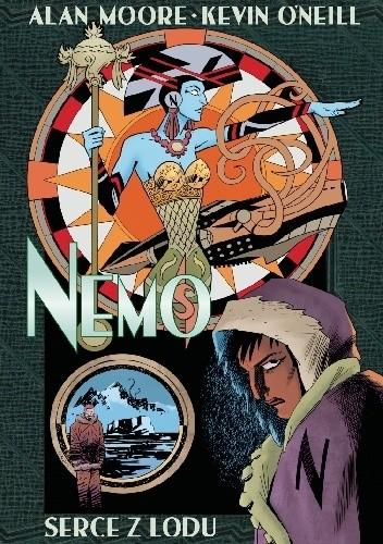 Okładka książki Nemo: Serce z lodu