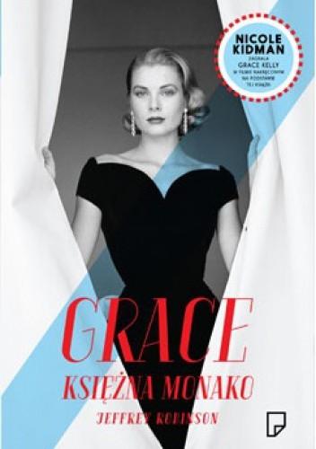 Okładka książki Grace, księżna Monako