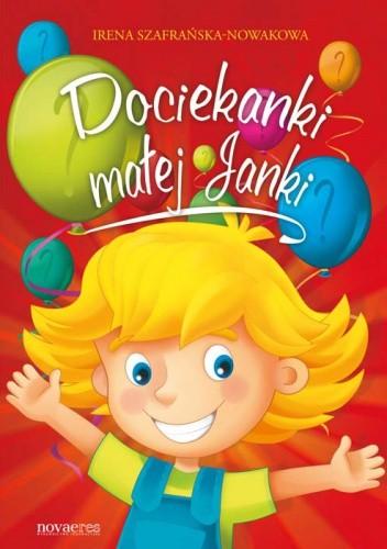 Okładka książki Dociekanki małej Janki