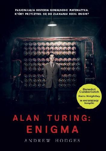 Okładka książki Alan Turing. Enigma