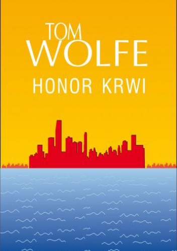 Okładka książki Honor Krwi
