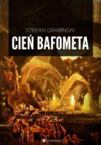 Okładka książki Cień Bafometa