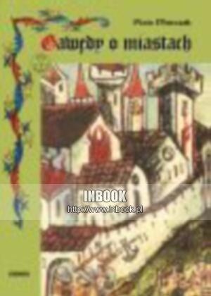 Okładka książki Gawędy o miastach