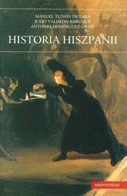 Okładka książki Historia Hiszpanii