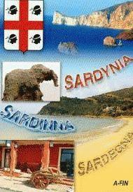 Okładka książki Sardynia Przewodnik