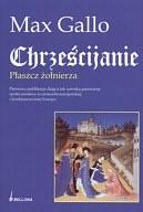 Okładka książki Chrześcijanie. Płaszcz żołnierza