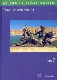 Okładka książki Świat w XVII w.