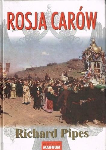 Okładka książki Rosja carów