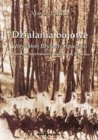 Okładka książki Działania bojowe Wołyńskiej Brygady Kawalerii