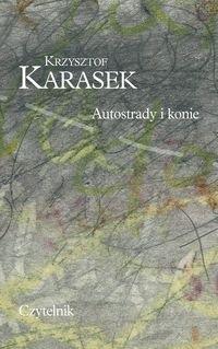 Okładka książki Autostrady i konie