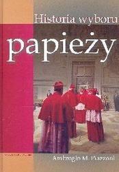 Okładka książki Historia wyboru papieży