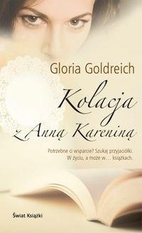 Okładka książki Kolacja z Anną Kareniną