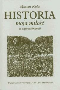 Okładka książki Historia moja miłość z zastrzeżeniami