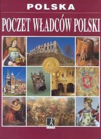 Okładka książki Poczet władców Polski. Polska