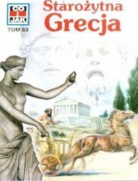 Okładka książki Starożytna Grecja