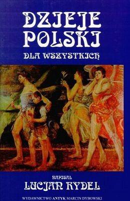 Okładka książki Dzieje Polski dla wszystkich