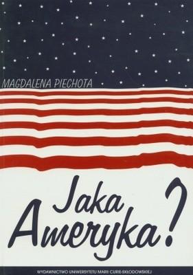 Okładka książki Jaka Ameryka