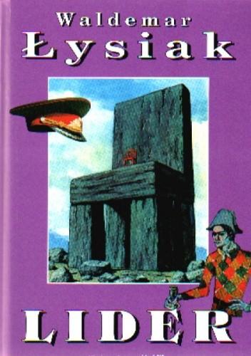 Okładka książki Lider