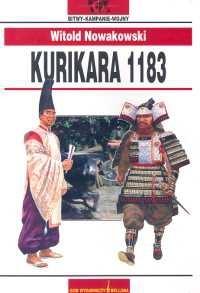 Okładka książki Kurikara 1183