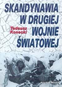 Okładka książki Skandynawia w drugiej wojnie światowej
