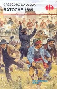 Okładka książki Batoche 1885