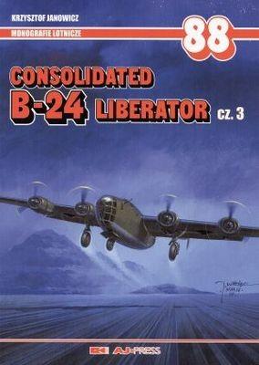 Okładka książki Consolidated B-24 Liberator cz.3