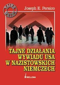 Okładka książki Tajne działania wywiadu USA w nazistowskich Niemczech
