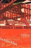 Okładka książki Historia Ameryki lat dwudziestych