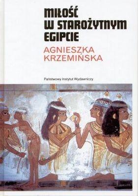 Okładka książki Miłość w starożytnym Egipcie
