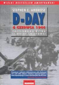 Okładka książki D-Day. 6 czerwca 1944