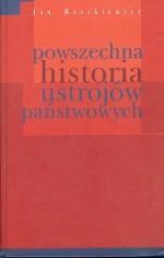 Okładka książki Powszechna historia ustrojów państwowych