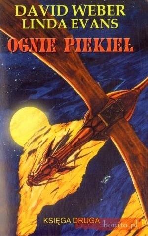 Okładka książki Ognie Piekieł. Księga druga