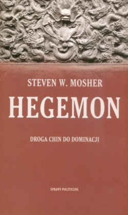 Okładka książki Hegemon. Droga Chin do dominacji