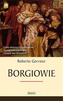 Okładka książki Borgiowie