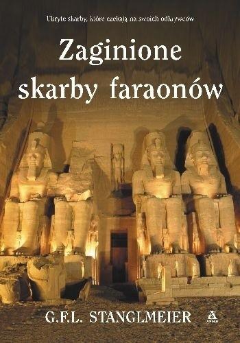 Okładka książki Zaginione skarby faraonów