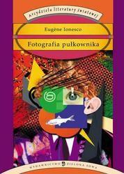 Okładka książki Fotografia pułkownika