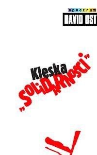 Okładka książki Klęska Solidarności