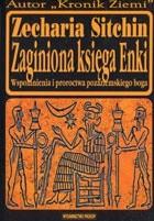 Okładka książki Zaginiona księga Enki