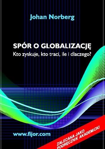 Okładka książki Spór o globalizację