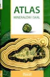 Okładka książki Atlas minerałów i skał