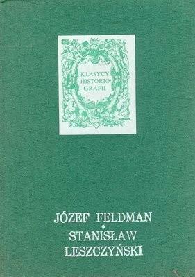 Okładka książki Stanisław Leszczyński