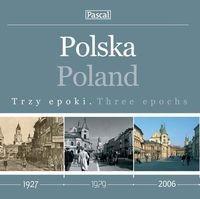 Okładka książki Polska Trzy epoki