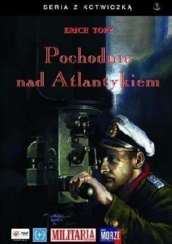 Okładka książki Pochodnie nad Atlantykiem