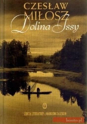Okładka książki Dolina Issy