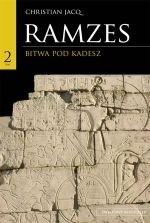 Okładka książki Bitwa pod Kadesz