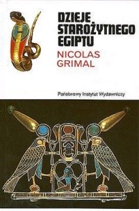 Okładka książki Dzieje starożytnego Egiptu